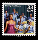 Big Band Stamp