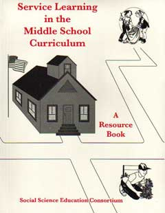 service Learning in the Middle School Curriculum