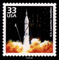 Satellite Stamp