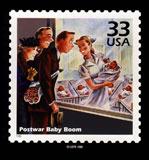 Baby Boom Stamp