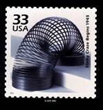 Slinky Stamp
