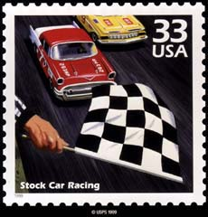 Stack Car Stamp