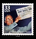 President Truman Stamp
