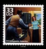 TV Stamp