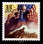 WWII Stamp