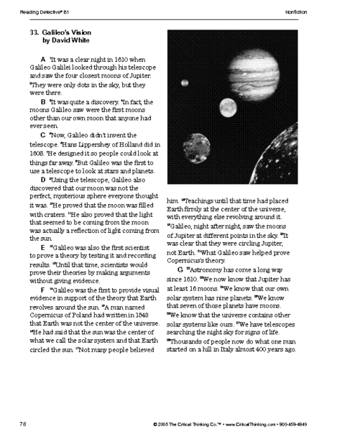 Worksheets Ed Science Worksheets For Grade 6 education world critical thinking worksheet grades 6 8 science the solar system
