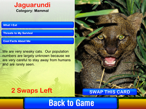 Education World: iPad App Review: Rainforest Survival Challenge