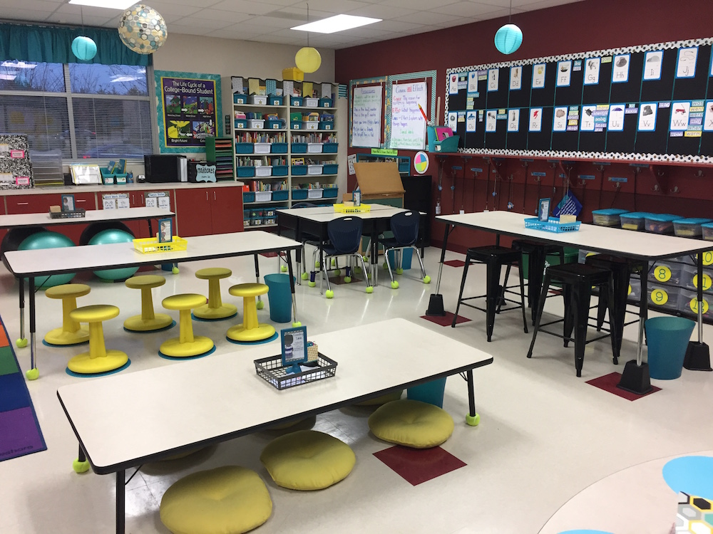 Traditional And Modern Classroom Management ~ Is flexible seating right for your classroom education
