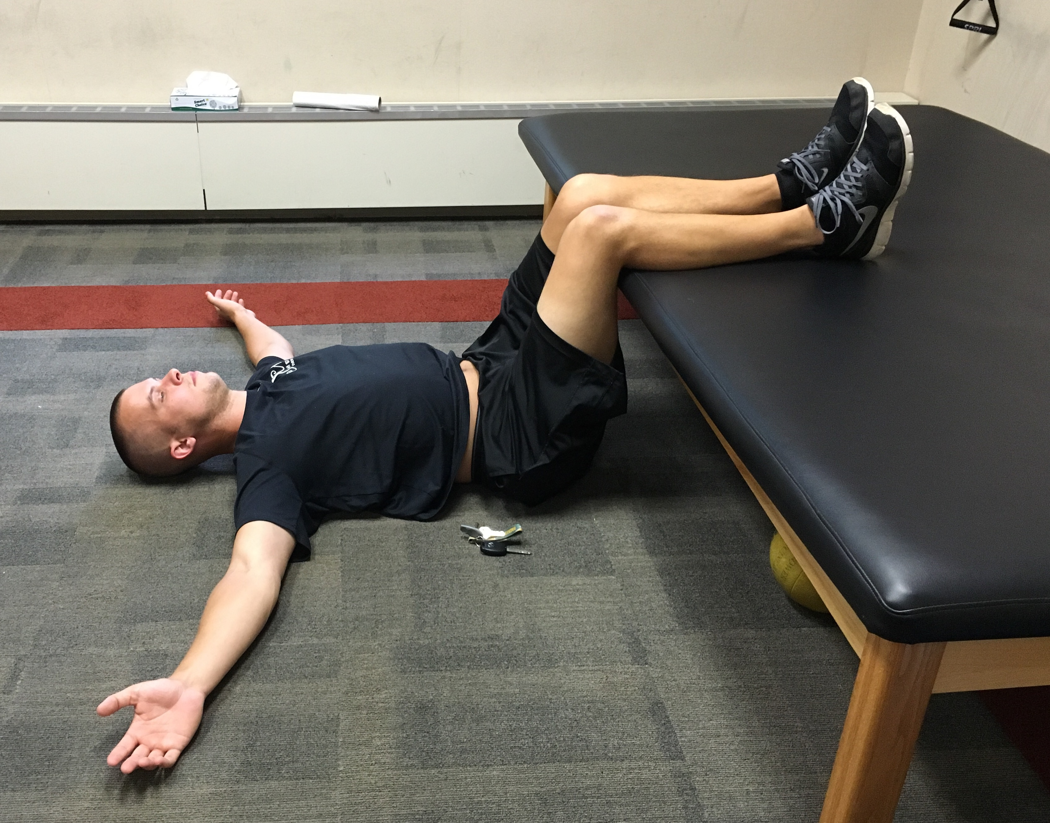 Six Daily Stretches And Strengthening Exercises For
