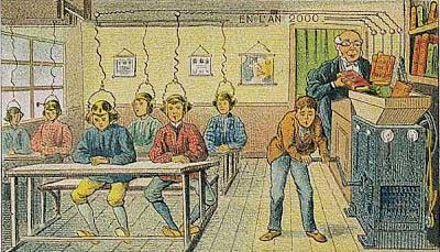 lesson plan booster predicting the future education world