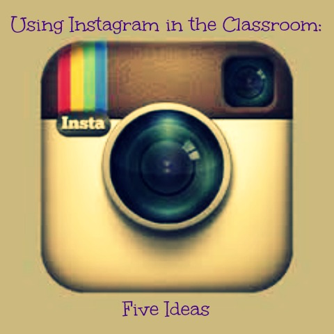 instagram in the classroom