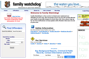 Site Review: Family Watchdog | Education World
