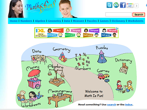 site review mathisfun  education world site review mathisfun