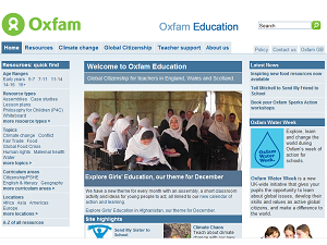 OxFam Education