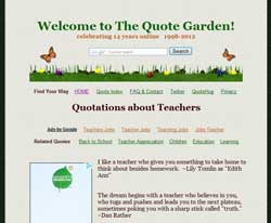 Quotegarden