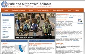 safe and supportive schools