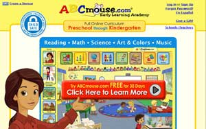 Site Review: ABC Mouse | Education World