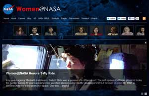 women at nasa