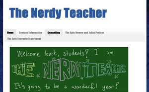 Nerdy Teacher
