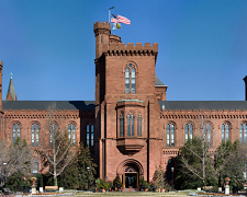 The Smithsonian Museum is in Washington D.C.