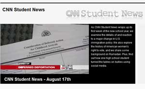 cnn student news worksheet pdf