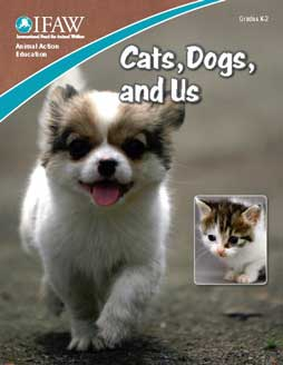 Cats, Dogs and Us: Grades K-2 Lesson | Education World