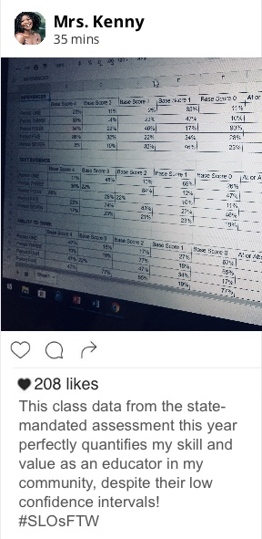 Teacher Instagram Posts You Will Never See IRL   Education World