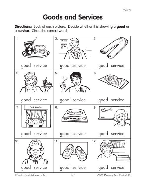 Printables Goods And Services Worksheets goods and services worksheet abitlikethis click here pdf to download the document