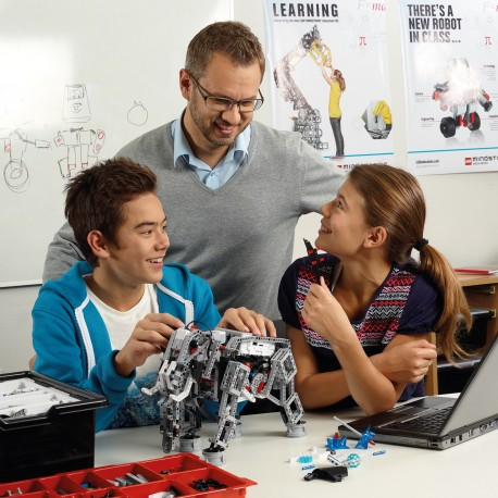 Robotics in Education: Constructing, Coding, and Competing ...