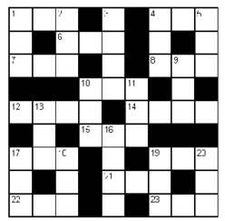 Math Cross Puzzles Archive