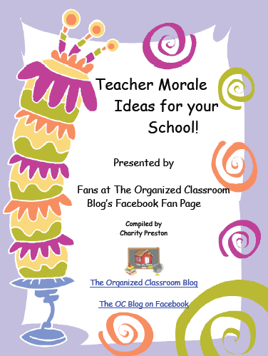 Education World: Boost Teacher Morale With Ideas eBook
