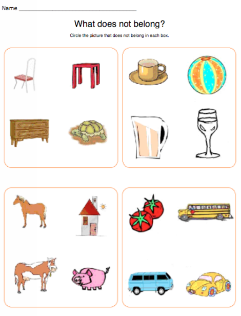 This Just In: New K-5 Worksheets | Education World