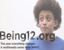 WNYC Presents 'Being 12': The Year Where Everything Changes