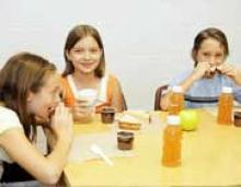 Survey Finds 36% of U.S. Schools Serve Locally Grown Foods