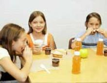 White House, SNA Join Forces for National School Lunch Week