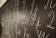 Opinion: Cursive Writing Obsolete for Digital Society