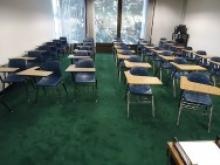 Probe Discovers Problems With State's Measures to Discipline Students