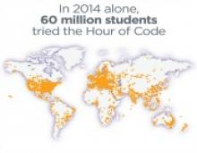 Code.org Releases 2014 Annual Report on Hour of Code, Code Studio