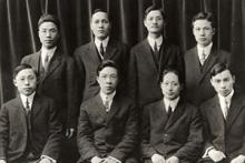 Chinese Students at Columbia University