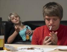 Study: High School Students Drinking, Smoking Less