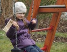 'Dangerous' Swings Pulled Off Washington Playground