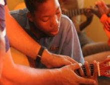Music Therapy Reduces Depression in Children, Study Finds