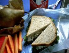 Students Warm Up to Healthy School Lunches
