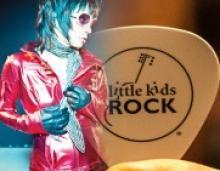 Joan Jett and 'Little Kids Rock' Raise $1.5 M for Music Education