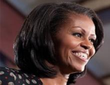 First Lady Partners with Peace Corps to Spearhead 'Let Girls Learn'