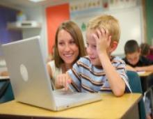 Report Says Technology in the Classroom Helps At-Risk Students