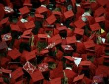 Report: Soaring High School Graduation Rate Impacts Higher Education