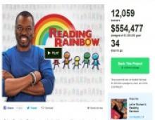 Reading Rainbow Host Raises Funds to Bring Back Program