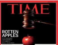 Time Magazine Cover Leaves Teachers Outraged