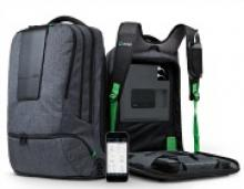 'Smart' Backpacks Pack the Power for Students' Mobile Devices